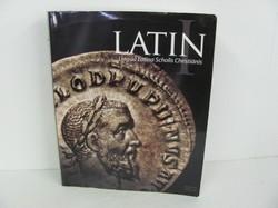 Bob Jones Latin Used Latin, student book