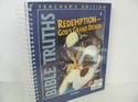 Bob Jones Redemption Used 6th Grade, Teacher Edition