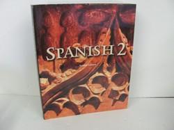 Bob Jones Spanish 2 Used Spanish, student book