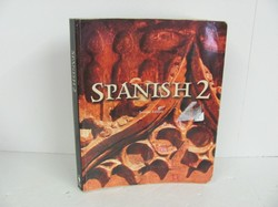 Bob Jones Spanish 2 Used Spanish, student book