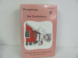 Building Christian English: Preparing for Usefulness Grade 8 Rod & Staff