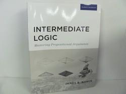 Canon Press-Intermediate Logic, Student-Used Logic