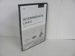 Canon Press Intermediate Logic Used DVD