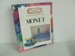 Children's Press Monet Artists