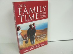 Christ Life Our Family Time with God Used Bible
