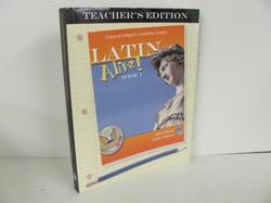 Classical Academic Latin Alive  Used Latin