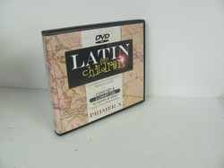 Classical Academic Latin For Children Used DVD