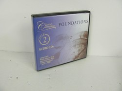 Classical Conversations Foundations Used CD Audio