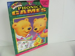 Creative Teaching Phonics Game Used Early Learning