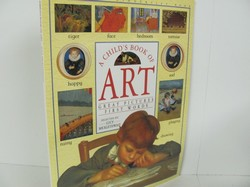 DK Publishing-A Child's Book of Art- Art