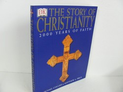 DK Publishing The Story of Christianity Used Bible