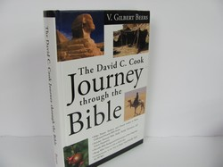David C Cook Journey Through the Bible Used Bible