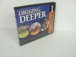 Diana Waring Digging Deeper Used CD Audio