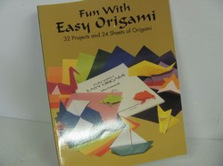 Dover Fun With Easy Origami Crafts