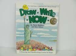 Draw Write Now, Book 5: The United States, from Sea to Sea, Moving Forward (Draw