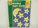 Evan-Moor-Reading Sight Words- Used Reading