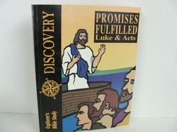 Explorers-Promises Fulfilled: Luke & Acts- Used Bible