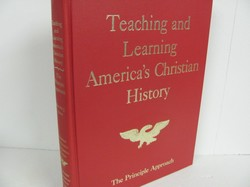 Foundation-Teaching and Learning America's Christian History- Used Bible