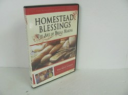 Franklin Springs The Art of Bread Making- Used DVD