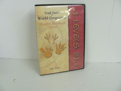 Geography Matters-Trail Guide to World Geography- Used CD ROM