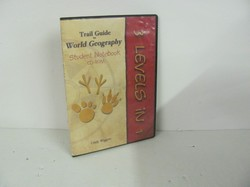 Geography Matters Trail Guide to World Geography Used CD ROM