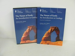 Great Courses-Nature of Earth- Used DVD