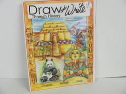 Gressman-Draw and Write Through History - Drawing