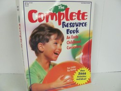 Gryphon -Complete Resource Book for Preschoolers- Used Early Learning