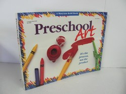 Gryphon-Preschool Art: It's the Process, Not the Product!-  Art