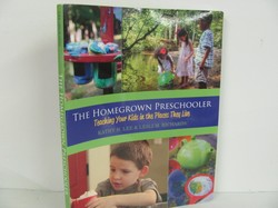 Gryphon The Homegrown Preschooler - Used Early Learning