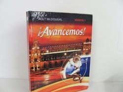 HMH Books-Â¡avancemos!: Student Edition Level 1- Used Spanish