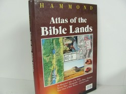 Hammond-Atlas of the Bible Lands- Used Bible