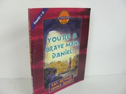 Harvest House You're a Brave Man Used Bible