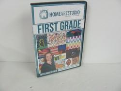 Homeartstudio First Grade Used DVD