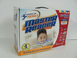 Hooked on Phonics Master Reader Used Early Learning