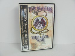 In The Woods-Tme Travelers the Civil War in America- Used CD ROM