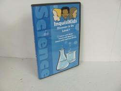 InquisiCorp Inquisikids Used DVD, Level 1