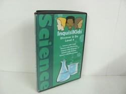 InquisiCorp Inquisikids Used DVD, Level 4