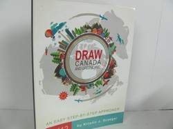 K12-Draw Canada and Greenland- Drawing