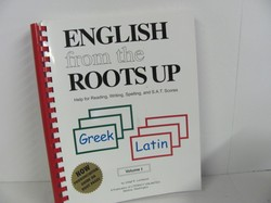 Literacy Unl-English from the Roots Up- Used Latin