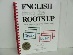 Literacy Unl-English from the Roots Up-Used Latin