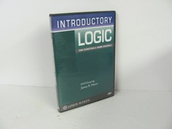 Logos School Introductory Logic Used DVD