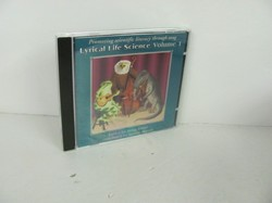 Lyrical Learning Life Science Used CD Audio