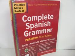 McGraw Complete Spanish Grammar Used Spanish