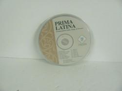 Memoria Press Prima Latina Used Latin, Pronunciation CD