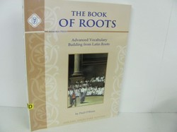 Memoria Press-The Book of Roots- Used Latin