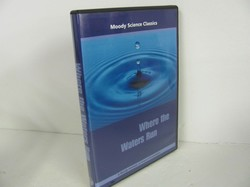 Moody Science Where the Waters Run Used DVD