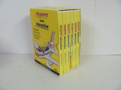 Muzzy Interactive Games Used Spanish, CD ROM Part 1 - 6