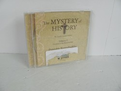 Mystery of History Volume 1 Used CD ROM, Printable Reproducibles