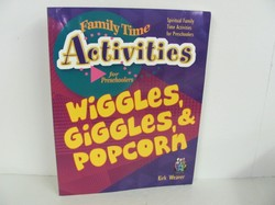 NCBP Family Time Activities Used Early Learning
